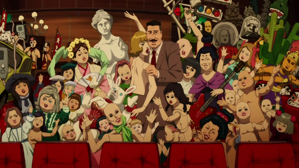 Anime Inception|Paprika Review